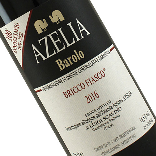 Azelia 2016 Barolo Bricco Fiasco, Piedmont