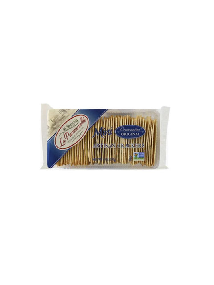 La Panzanella Original Mini Crackers 6 oz.