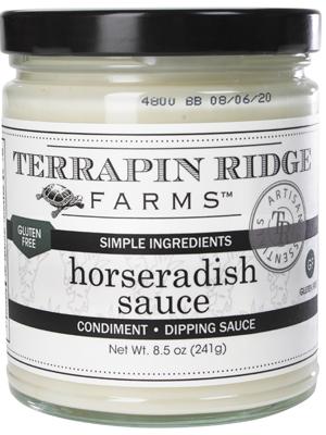 Terrapin Ridge Farms, Horseradish Sauce, 8.5 oz