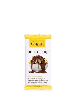 Chuao Mini Potato Chip Chocolate Bar, .39 oz