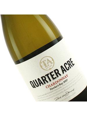 "Te Awanga 2017 Chardonnay ""Quarter Acre""Hawke's Bay, New Zealand"