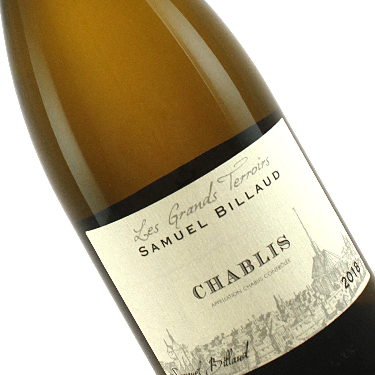 Samuel Billaud 2019 Chablis, Burgundy