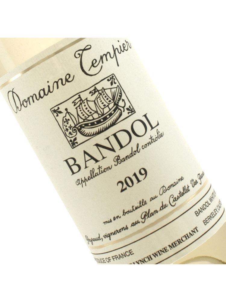 Domaine Tempier 2019 Bandol Blanc, Provence