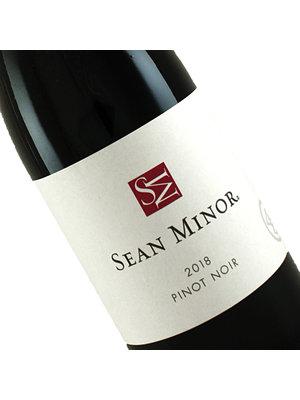 Sean Minor 2019 Pinot Noir, Central Coast