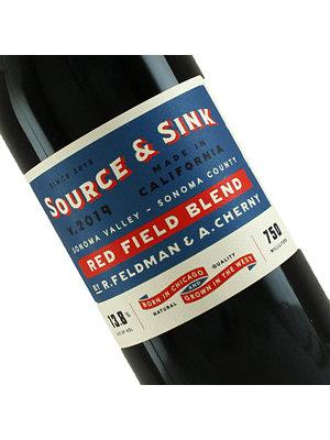 Source & Sink 2019 Red Field Blend Sonoma Valley