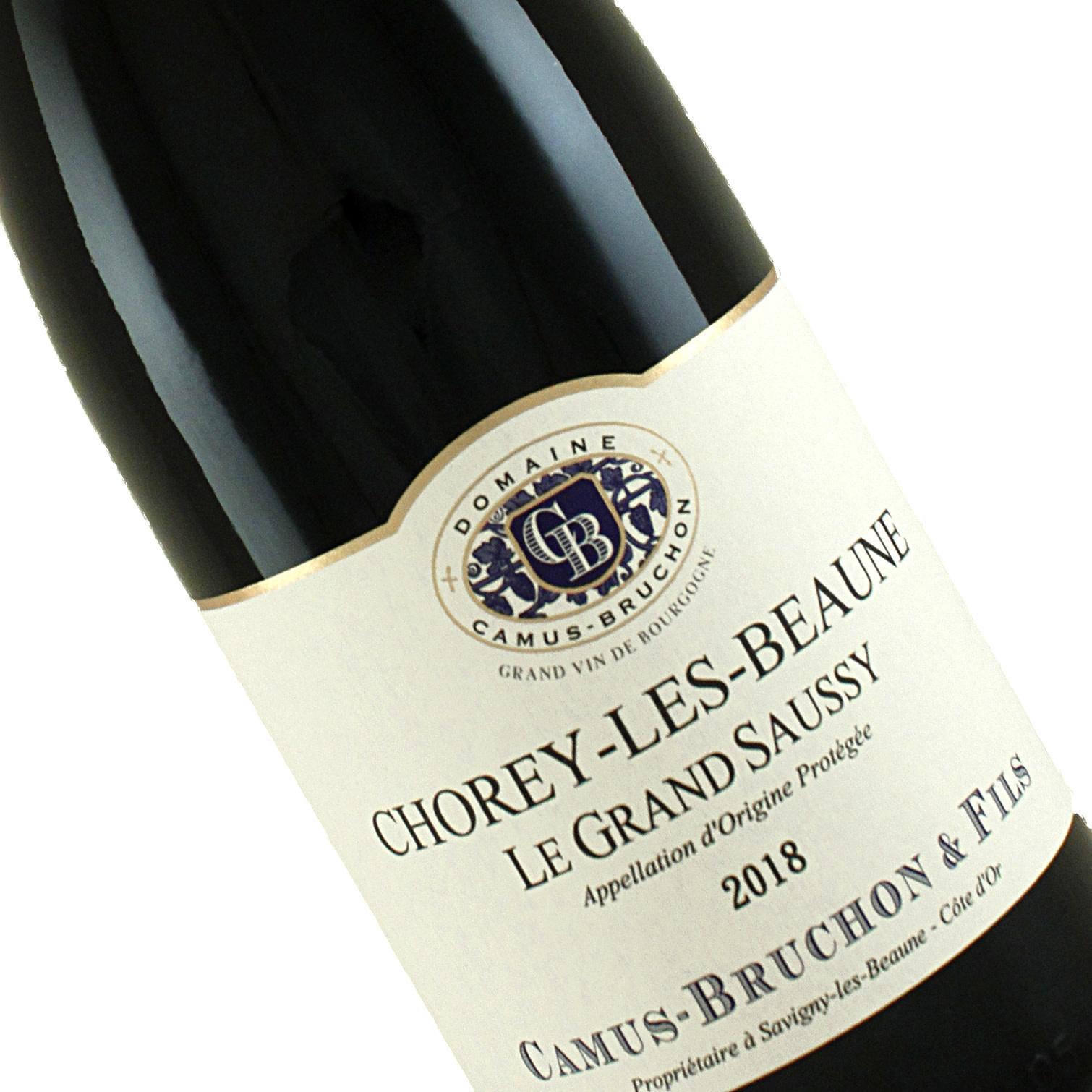 Camus -Bruchon 2018 Chorey-Les-Beaune Le Grand Saussy