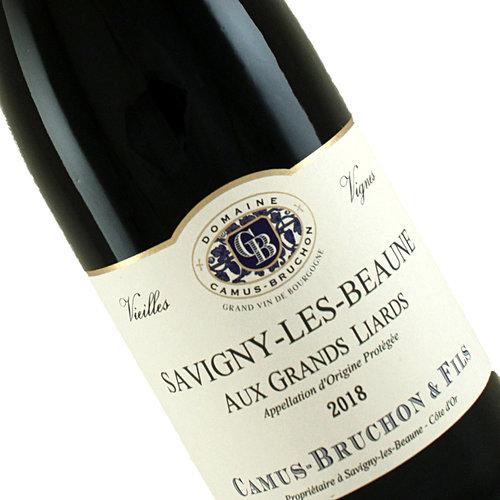 """Camus-Bruchon 2018 Savigny-Les-Beaune """"Aux Grands Liards"""", Burgundy"""