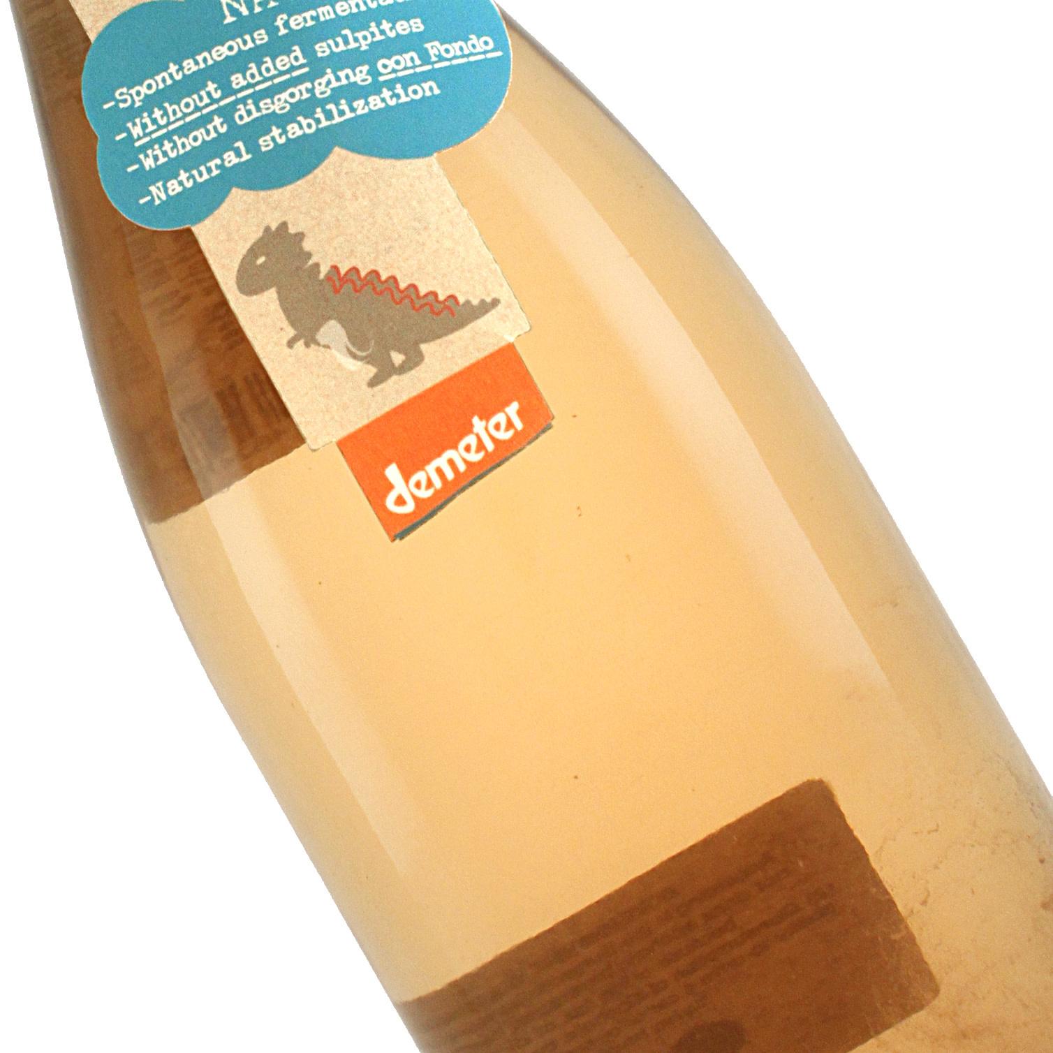Lunaria 2020 Pinot Grigio Pet-Nat, Biodynamic, Abruzzo Italy