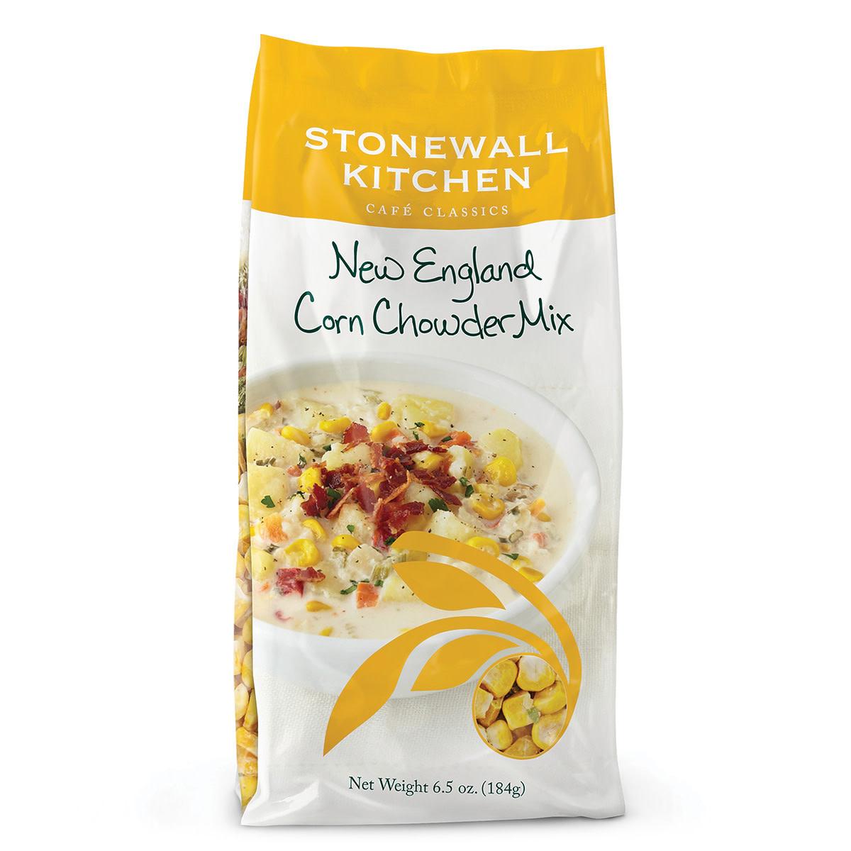 Stonewall Kitchen, New England Corn Chowder Mix, 6.5 oz