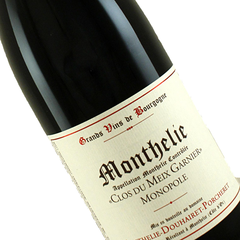 """Monthelie-Douhairet-Porcheret 2017 Monthelie """"Clos Du Meix Garnier"""" Monopole, Burgundy"""