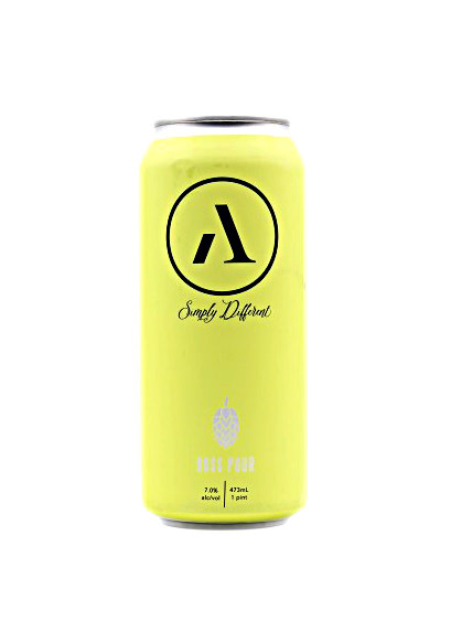 """Abnormal Beer Company """"Boss Pour"""" India Pale Ale San Diego CA - 16oz Can"""