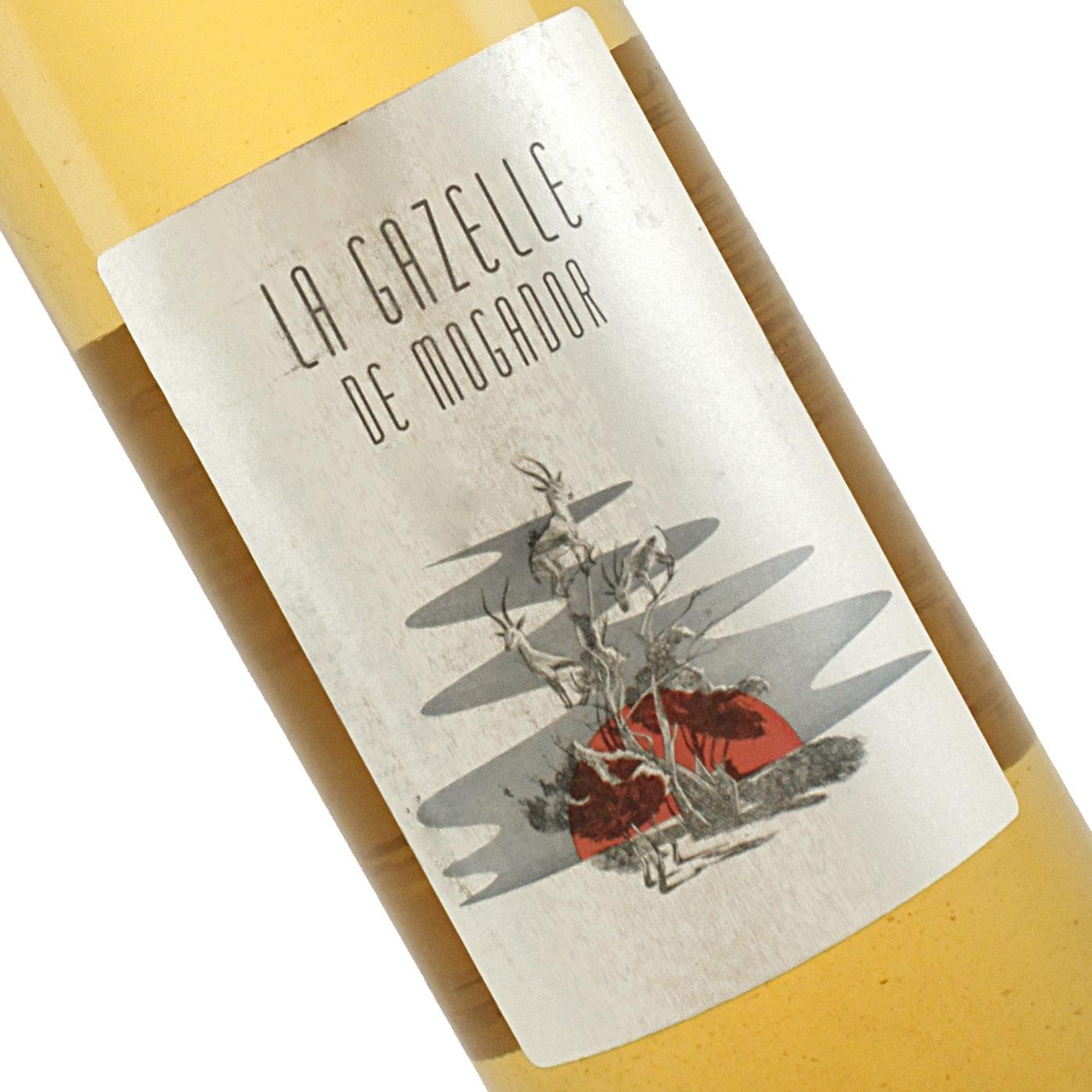 Domaine Val D'Argan 2018  La Gazelle de Mogador  Orange Wine, Morocco