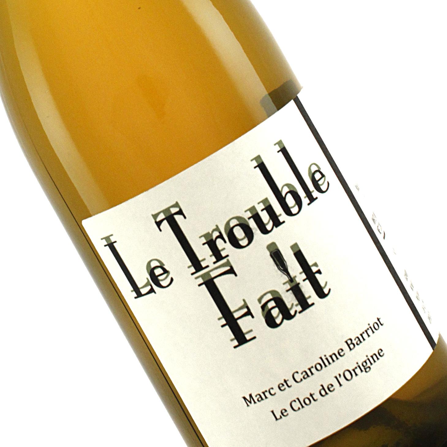 """Barriot 2019 """"Le Trouble Fait"""" Muscat Natural Wine, Vin de France"""