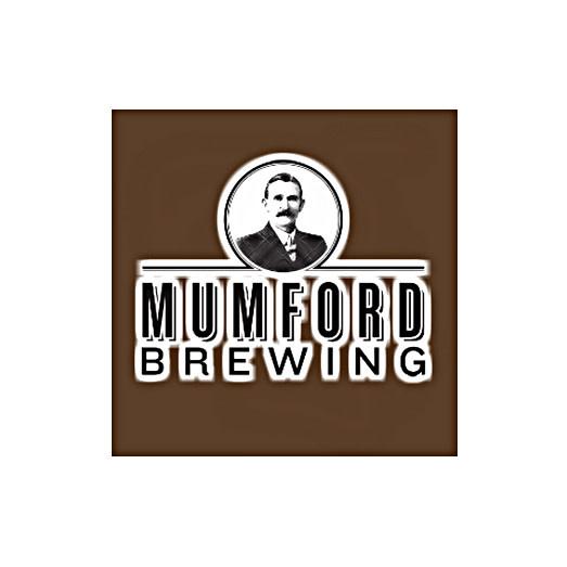 """Mumford Brewing """"El Nuevo Pres"""" Lager 16oz. can - Los Angeles, CA"""