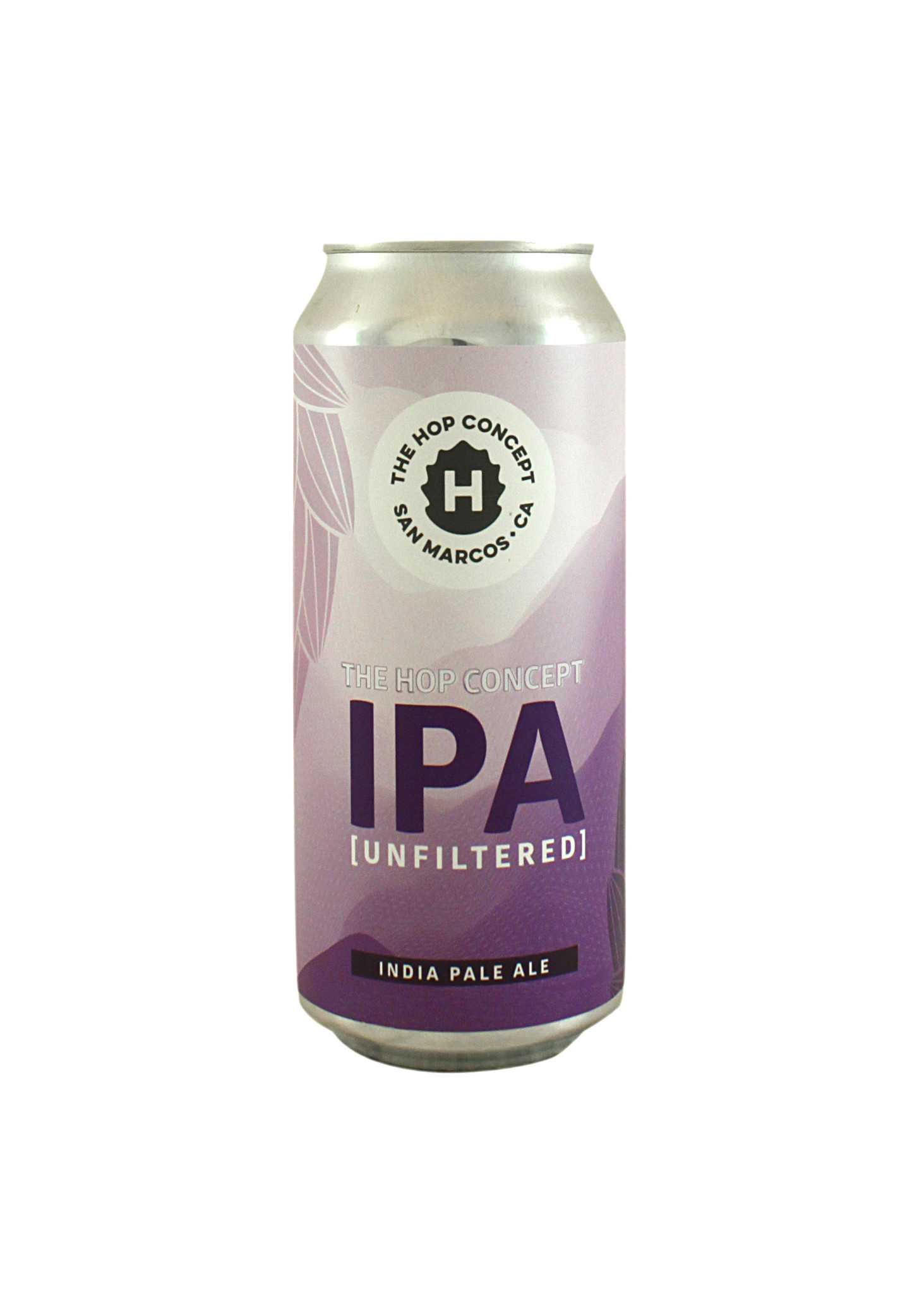 """The Hop Concept """"IPA (Unfiltered) 16oz. can - San Marcos, CA"""