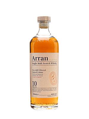 Arran 10 Year Single Malt Scotch Whisky, Isle of Arran