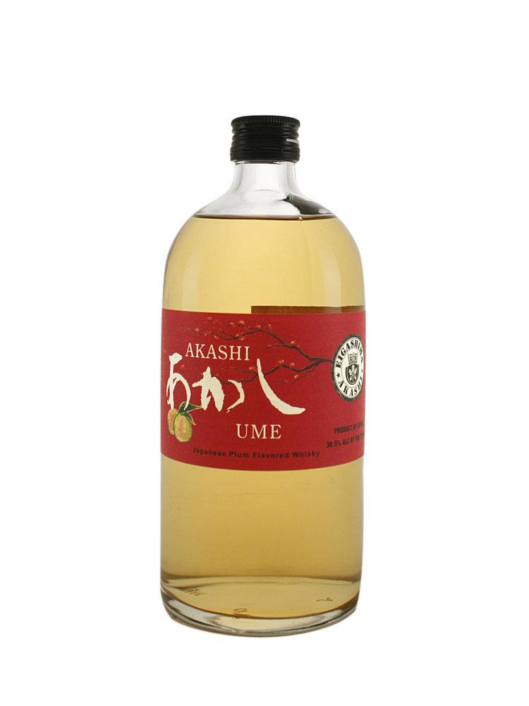 Eigashima Akashi Ume Japanese Plum Flavored Whisky