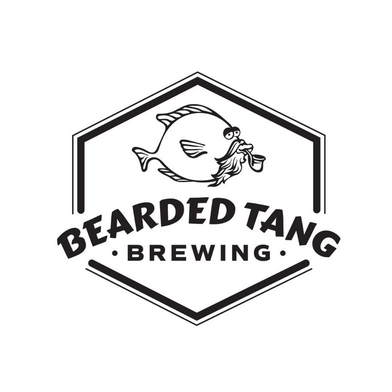"Bearded Tang Brewing ""Dad Pils"" American Pilsner 16oz can- Stanton, CA"