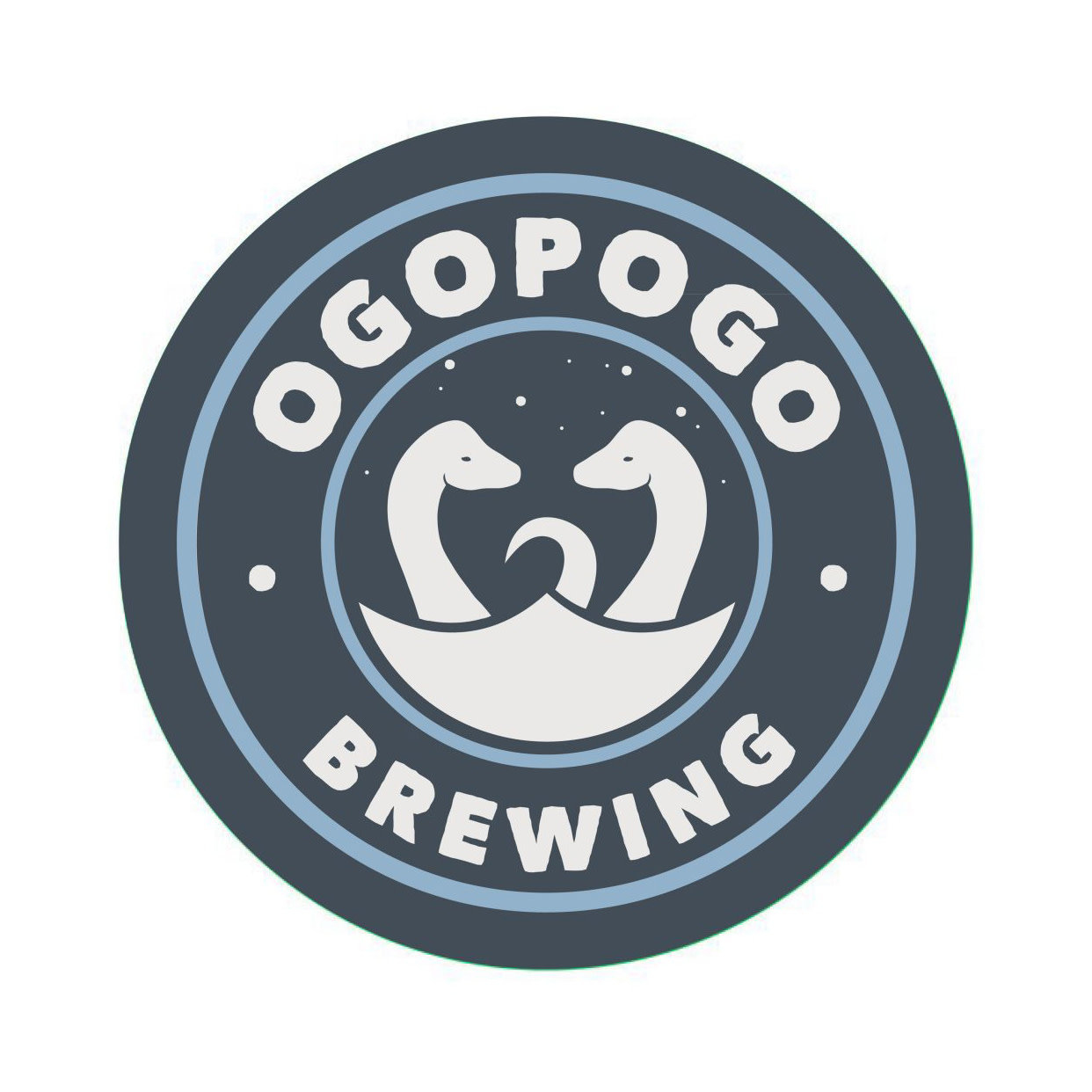 "Ogopogo Brewing ""Bheki""  DDH w/Simcoe West Coast IPA 16oz. can - San Gabriel, CA"