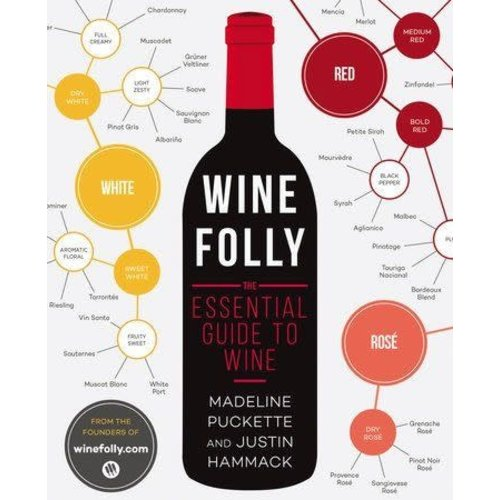 Book - Wine Folly, The Essential Guide To Wine