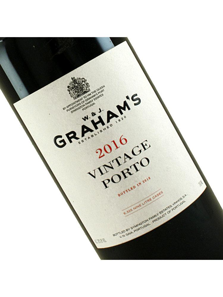 Graham's 2016 Vintage Porto, Portugal