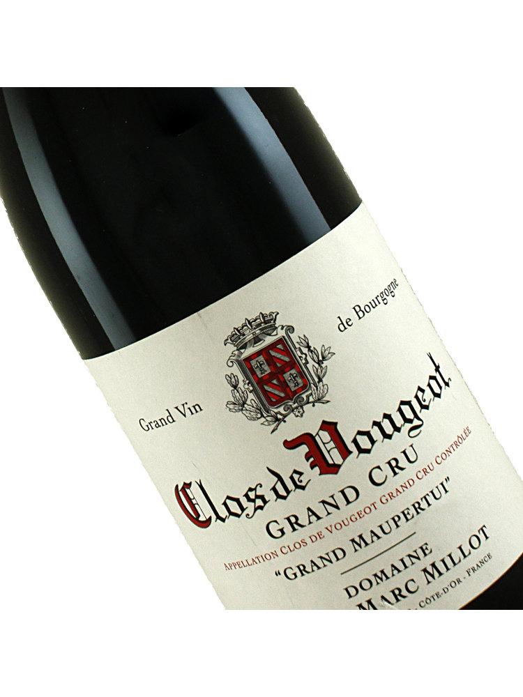 "Domaine Jean-Marc Millot 2016 Clos de Vougeot Grand Cru ""Grand Maupertui"" , Burgundy"