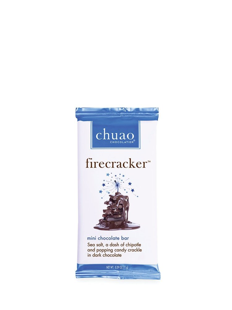 Chuao Mini Firecracker Chocolate Bar, Carlsbad, CA