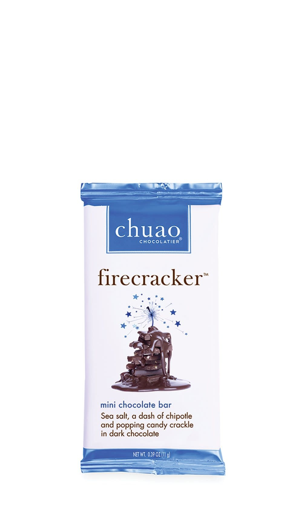 Chuao Mini Firecracker Chocolate Bar, Carlsbad, CA