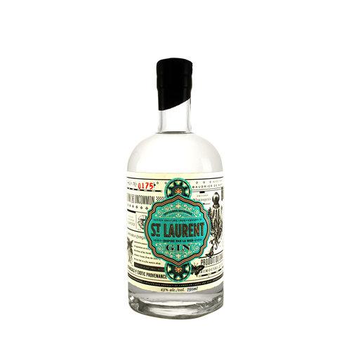 Distillerie Du St. Laurent Gin, Rimouski, Quebec