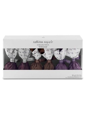 Rabitos Royale Collection, Chocolate Covered Figs, 6 count