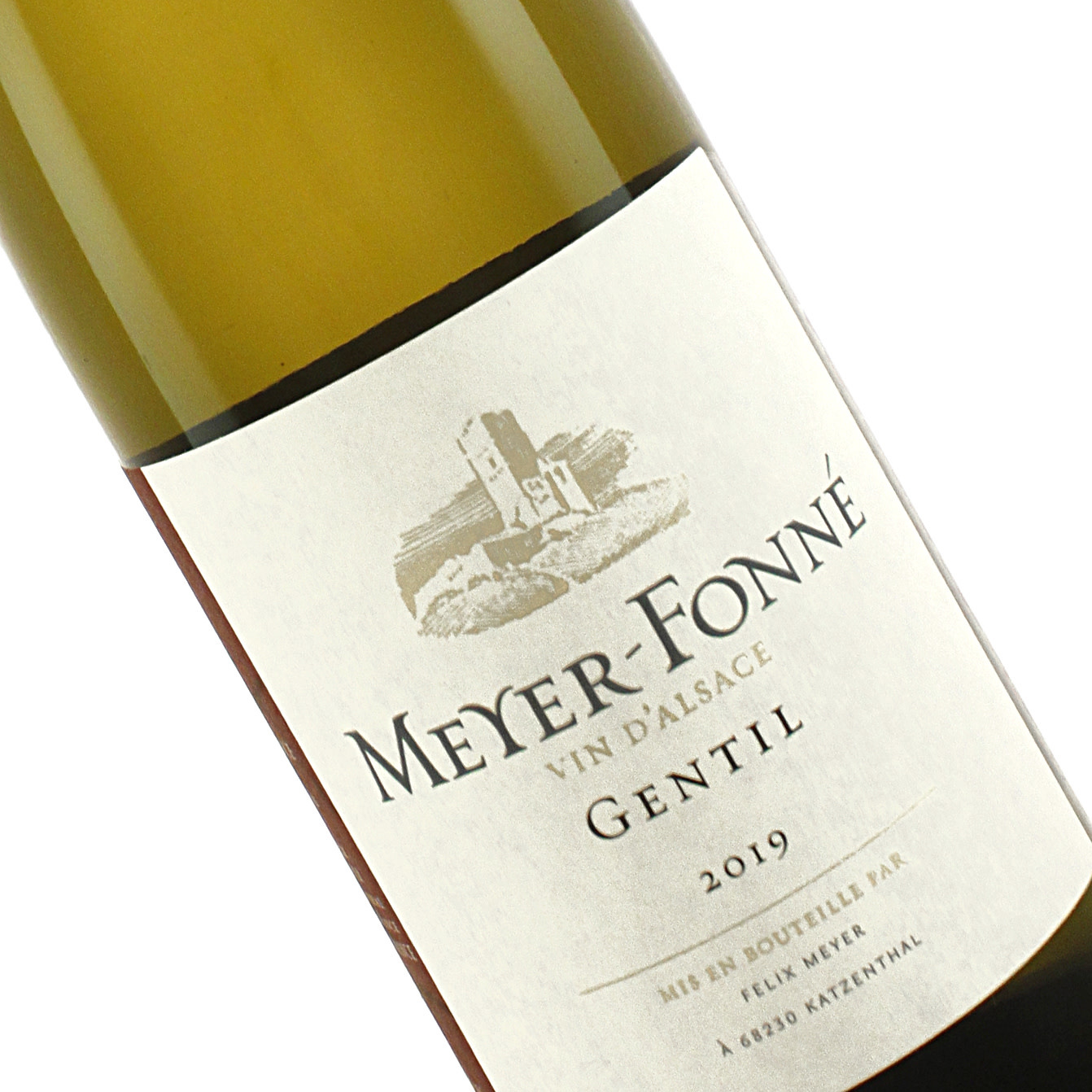 Meyer-Fonne 2019 Gentil  Alsace