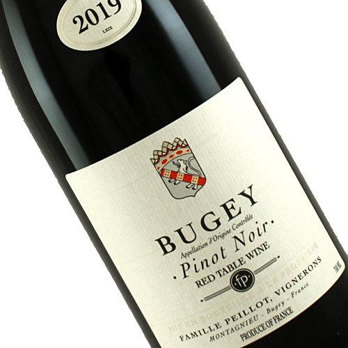 Peillot 2019 Pinot Noir Bugey, l'Ain Department, Eastern France