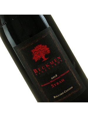 Beckmen 2018 Syrah Purisima Mountain Vineyard, Ballard Canyon