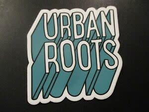 "Urban Roots ""Chocolate Moustache"" Imperial Stout 500ml bottles-Sacramento, CA"