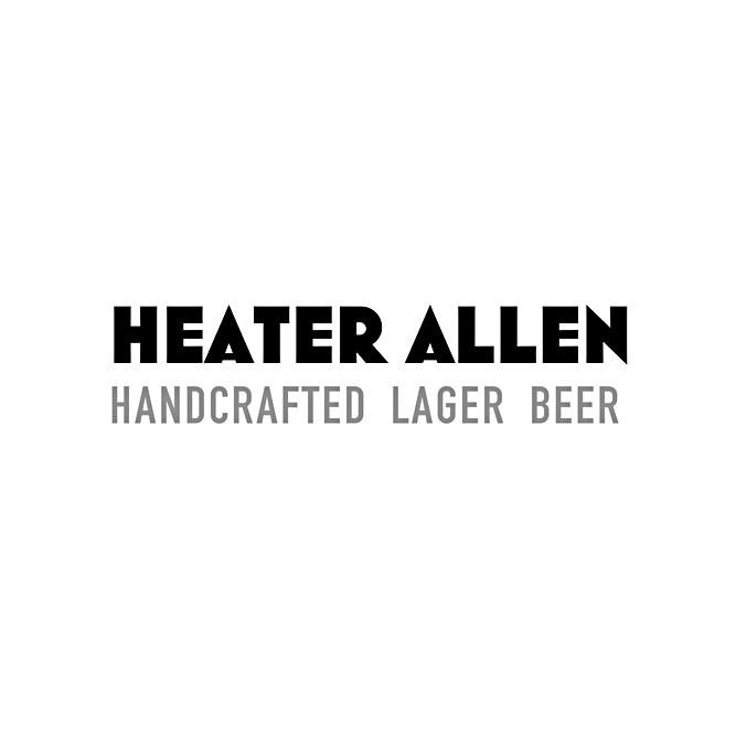 "Heater Allen ""Mediator"" Doppelbock Lager 16oz can- Mcminnvile, Oregon"