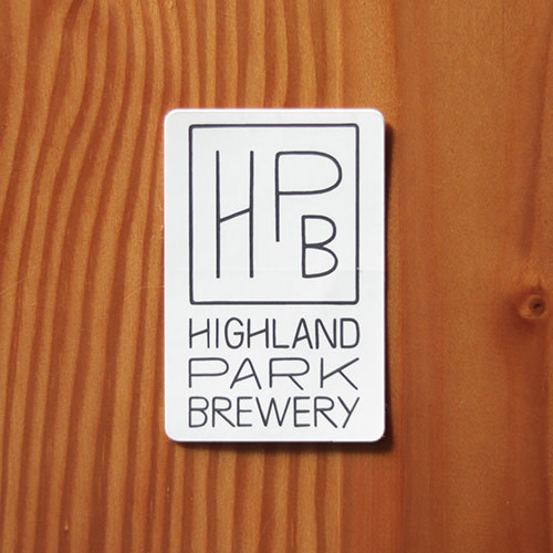 "Highland Park Brewery ""World Champ"" Hazy DDH DIPA 16oz can- Los Angeles"