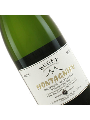 Peillot 2017 Montagnieu White Sparkling Wine, Bugey, l'Ain Department, Eastern France