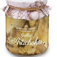 Borgo de' Medici, Grilled Artichokes Antipasto, 9.9 oz