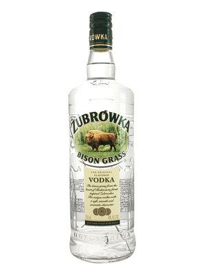 Zubrowka Bison Grass Vodka, Poland