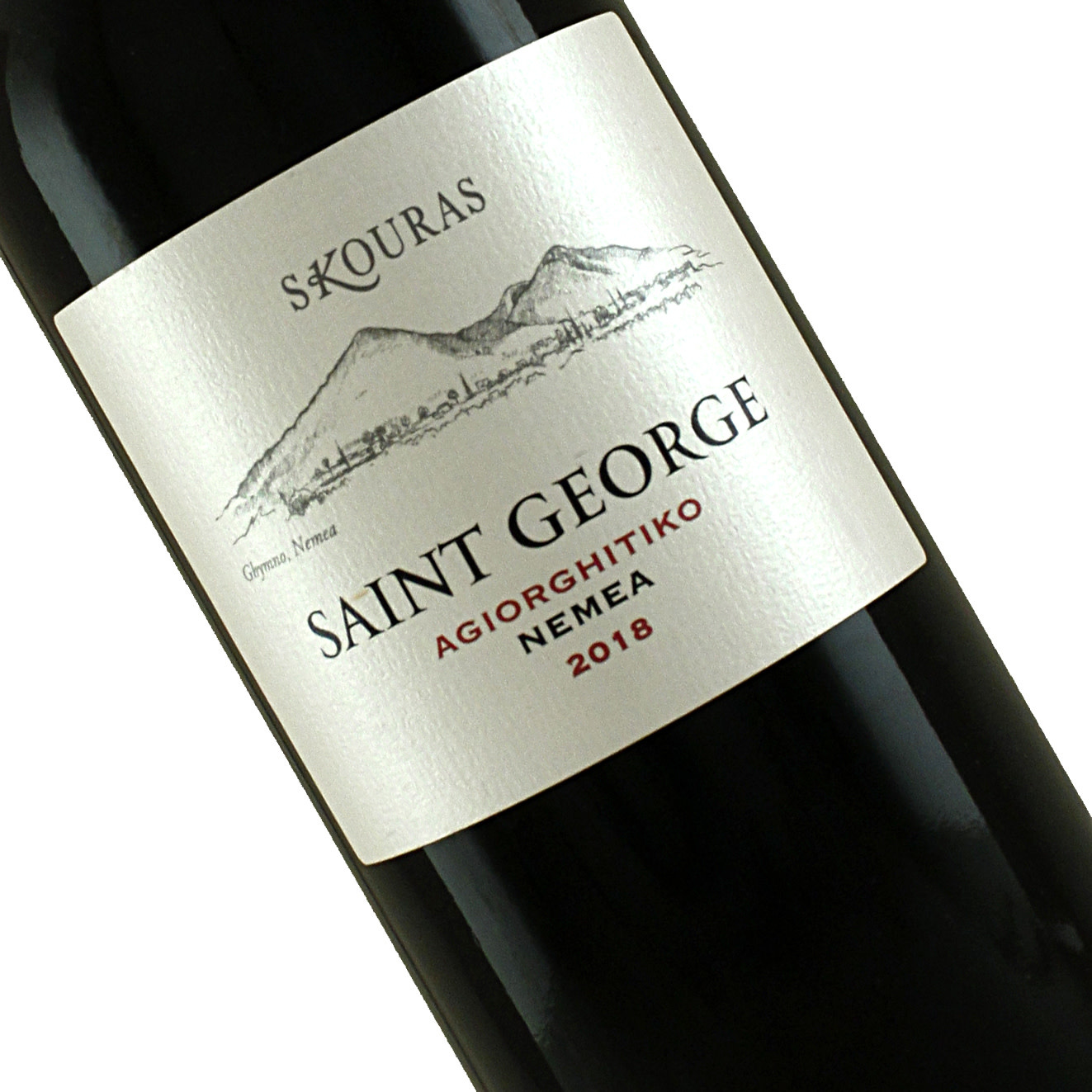 Domaine Skouras 2018 Saint George Aghiorghitiko Nemea, Greece