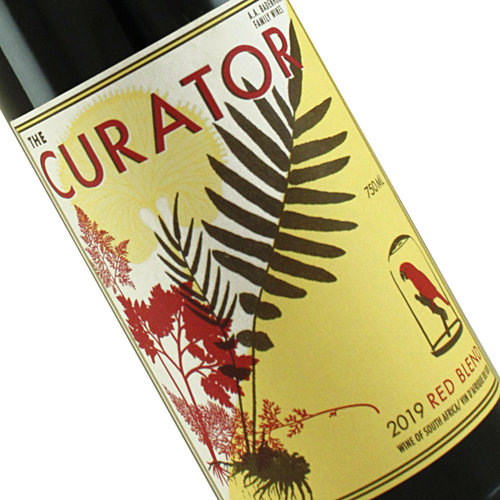"""A. A. Badenhorst 2019 """"The Curator"""" Red Blend, South Africa"""