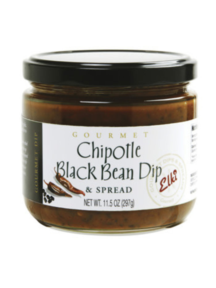 Elki Chipotle Black Bean Dip, 11.5oz