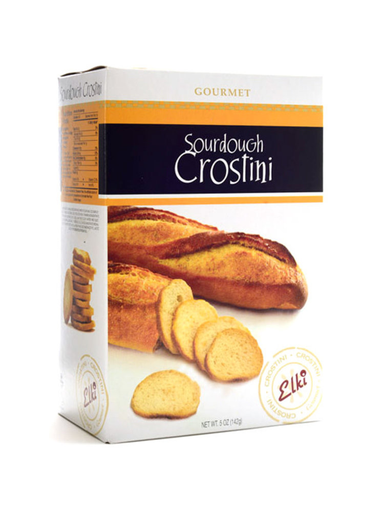 Elki Sourdough Crostini, 5 oz
