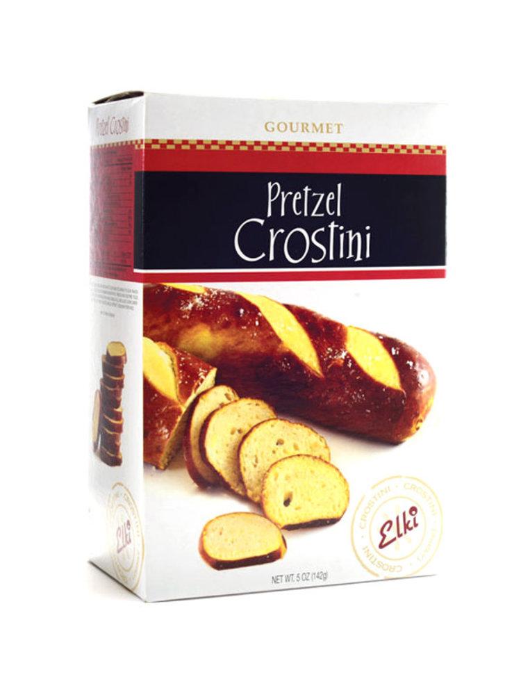 Elki Pretzel Crostini, 5 oz