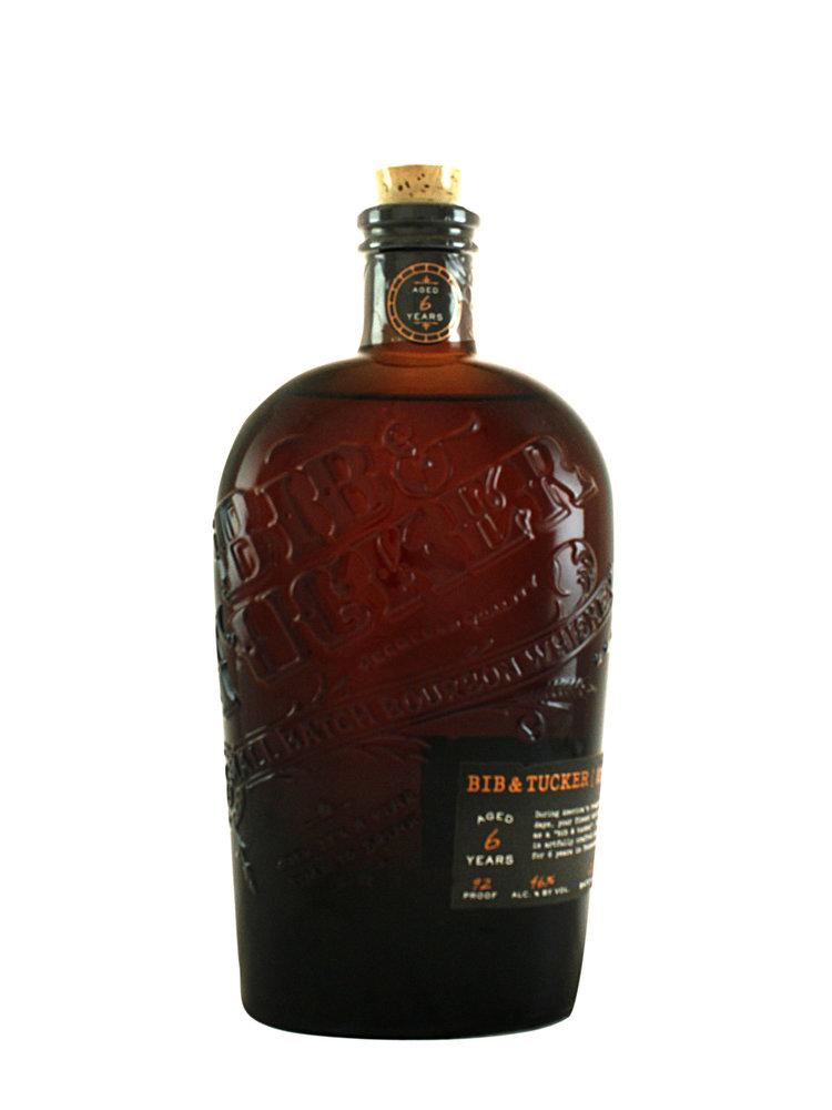 Bib & Tucker Small Batch Bourbon Whiskey Aged 6 Years