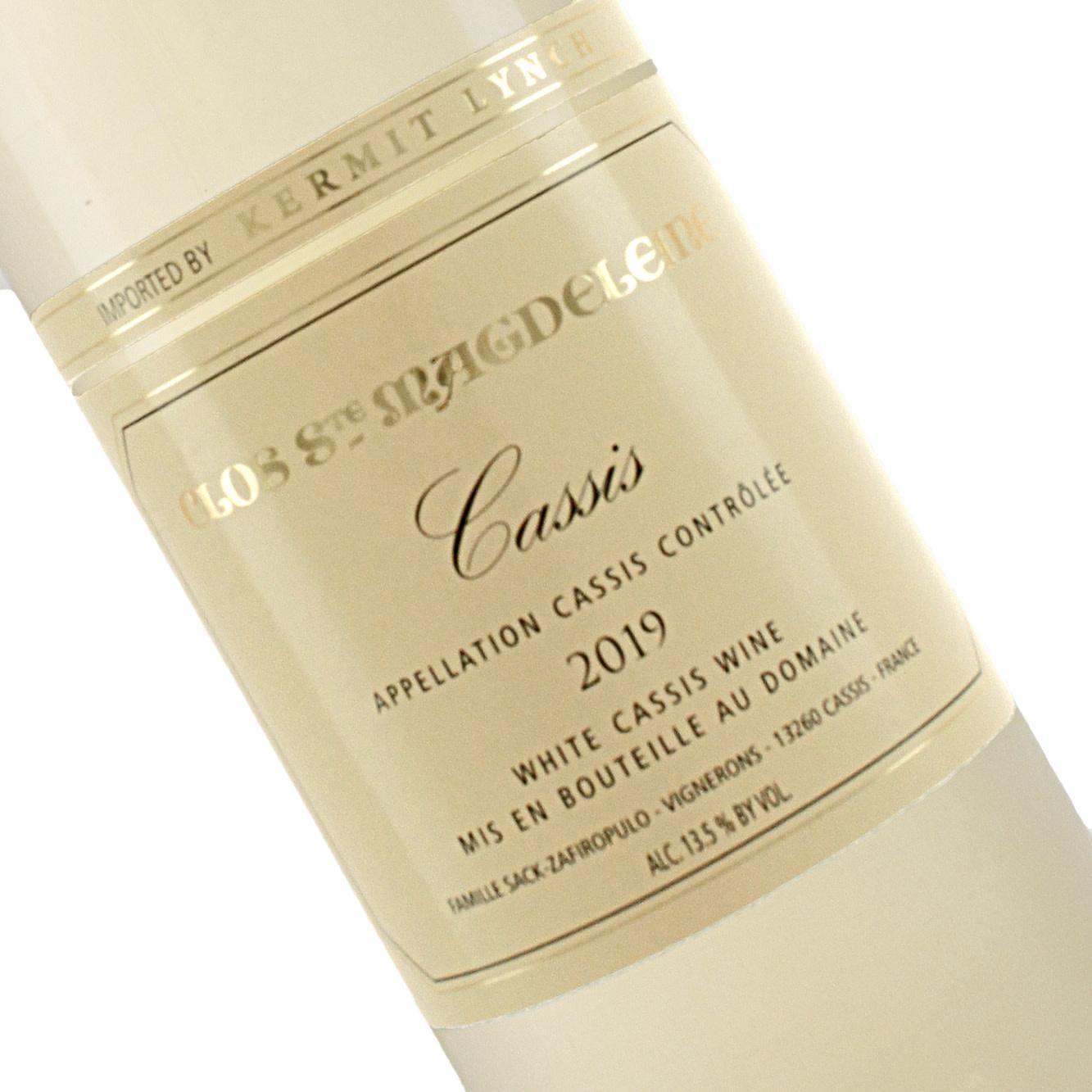 Clos Sainte Magdeleine 2019 Cassis Blanc, Provence