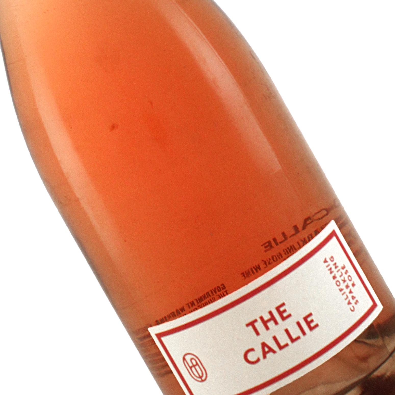 "Une Femme N.V. ""The Callie"" Brut Rose California Sparkling Wine"