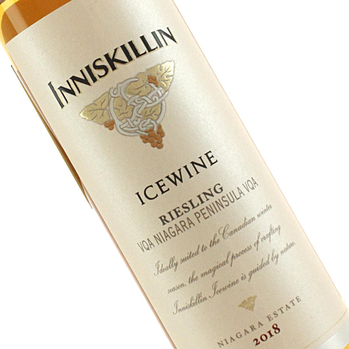 Inniskillin 2018 Riesling Icewine, Niagara Peninsula, Canada, half bottle
