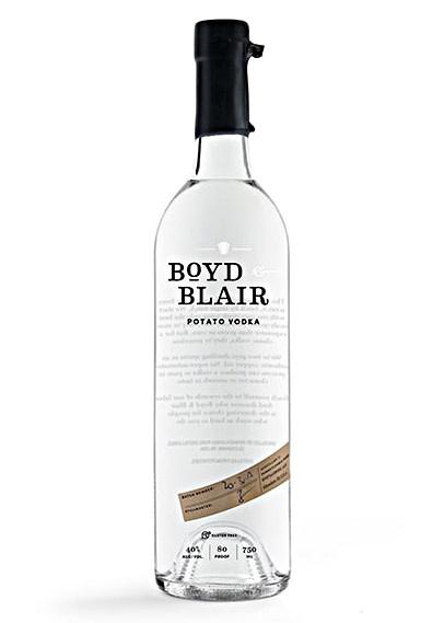 Boyd & Blair Potato Vodka, Glenshaw, Pennsylvania