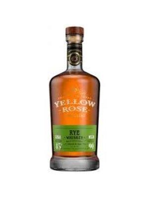 Yellow Rose Rye Whiskey, Texas